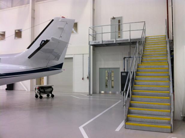 Eurojet Airport Hangar