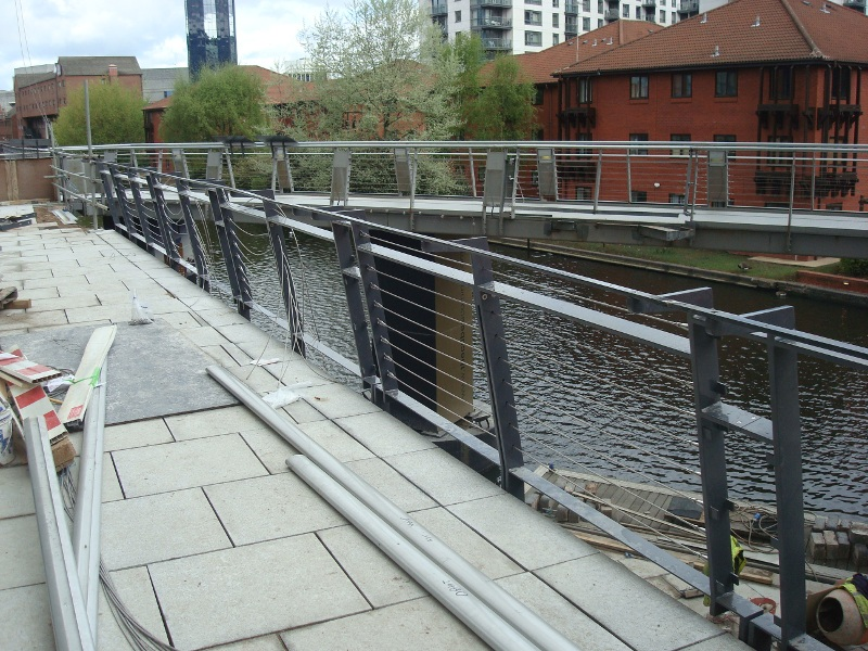 Wire Balustrade Building Regulations