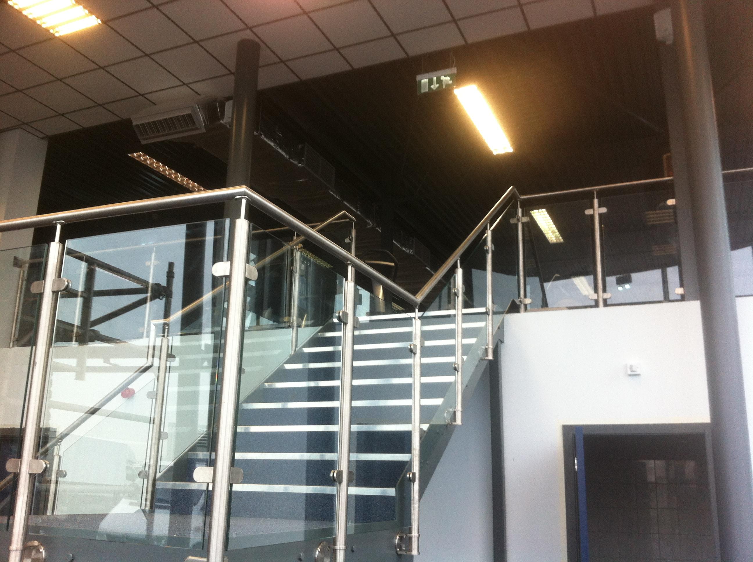100 Steel Mezzanine Design Conserv Group Mezzanine