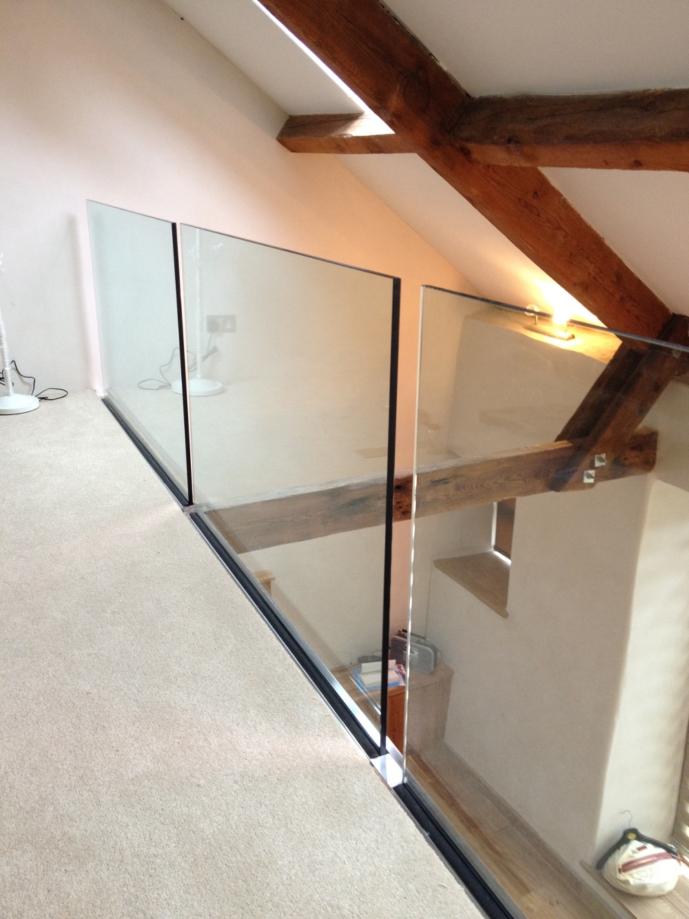 Frameless Glass Balustrade Morris Fabrications Ltd