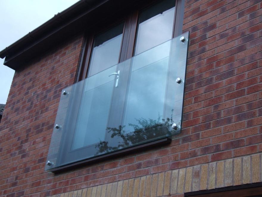 Frameless Glass Balustrade Morris Fabrications Ltd