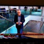 The Gadget Show and our frameless glass balustrade at Coventry University