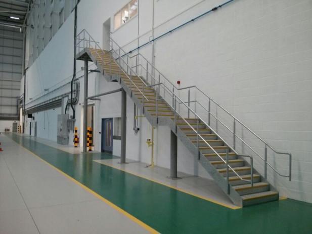 Monarch AEL Hangar