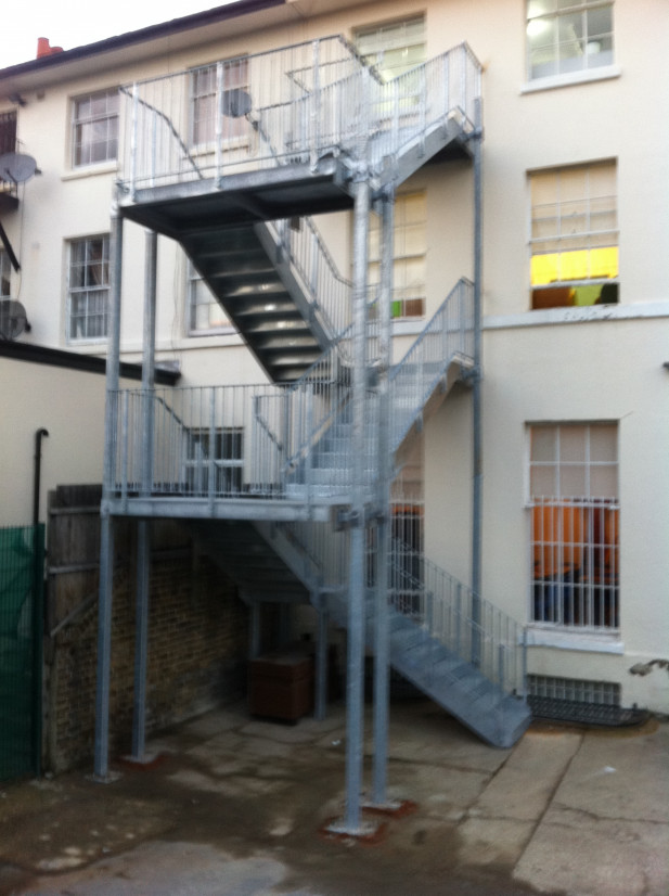 Fire Escape (London)