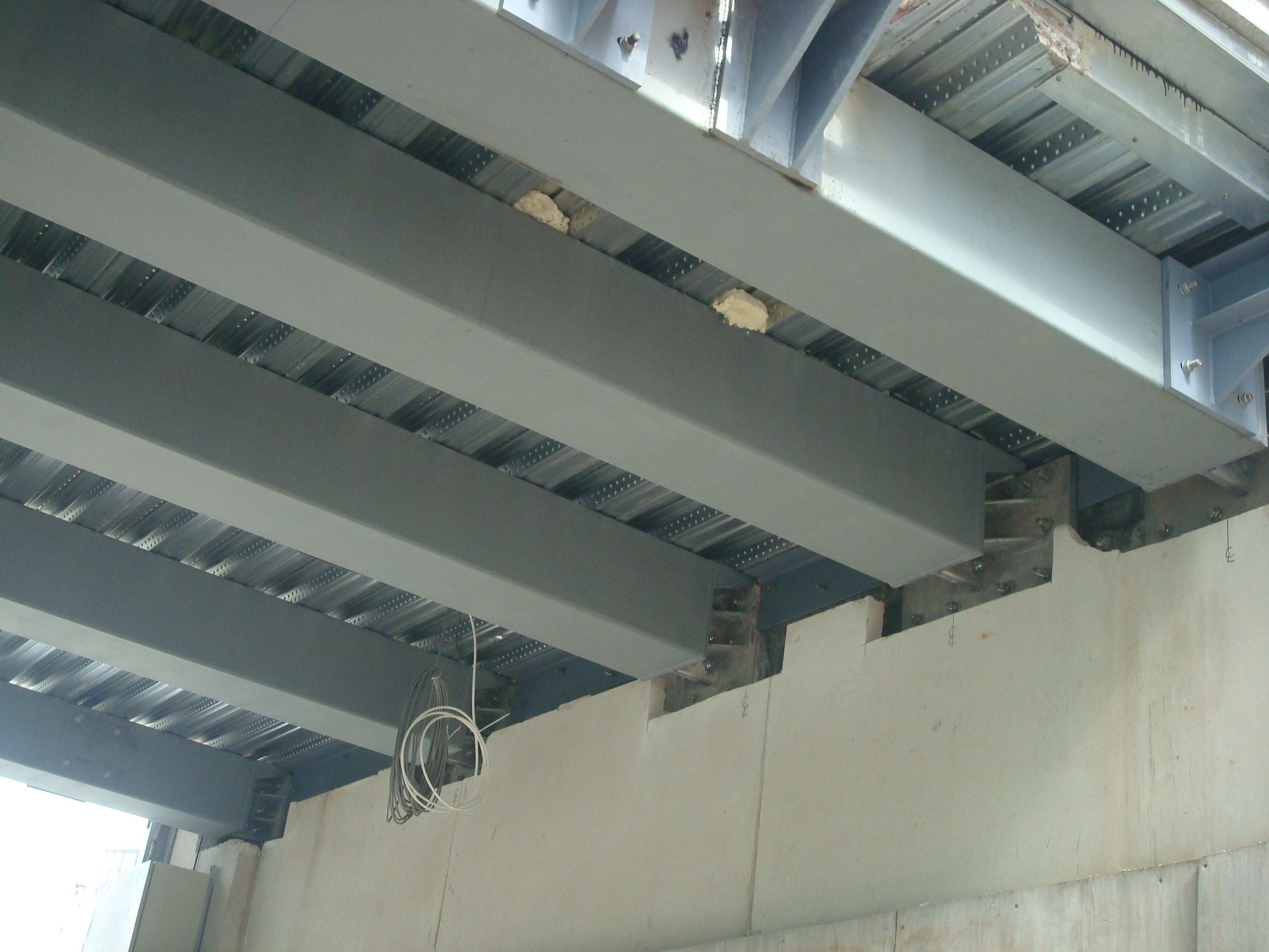 Steelwork - Morris Fabrications Ltd - Architectural ...