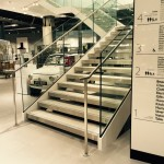 John Lewis Grand Central Birmingham Feature Staircase