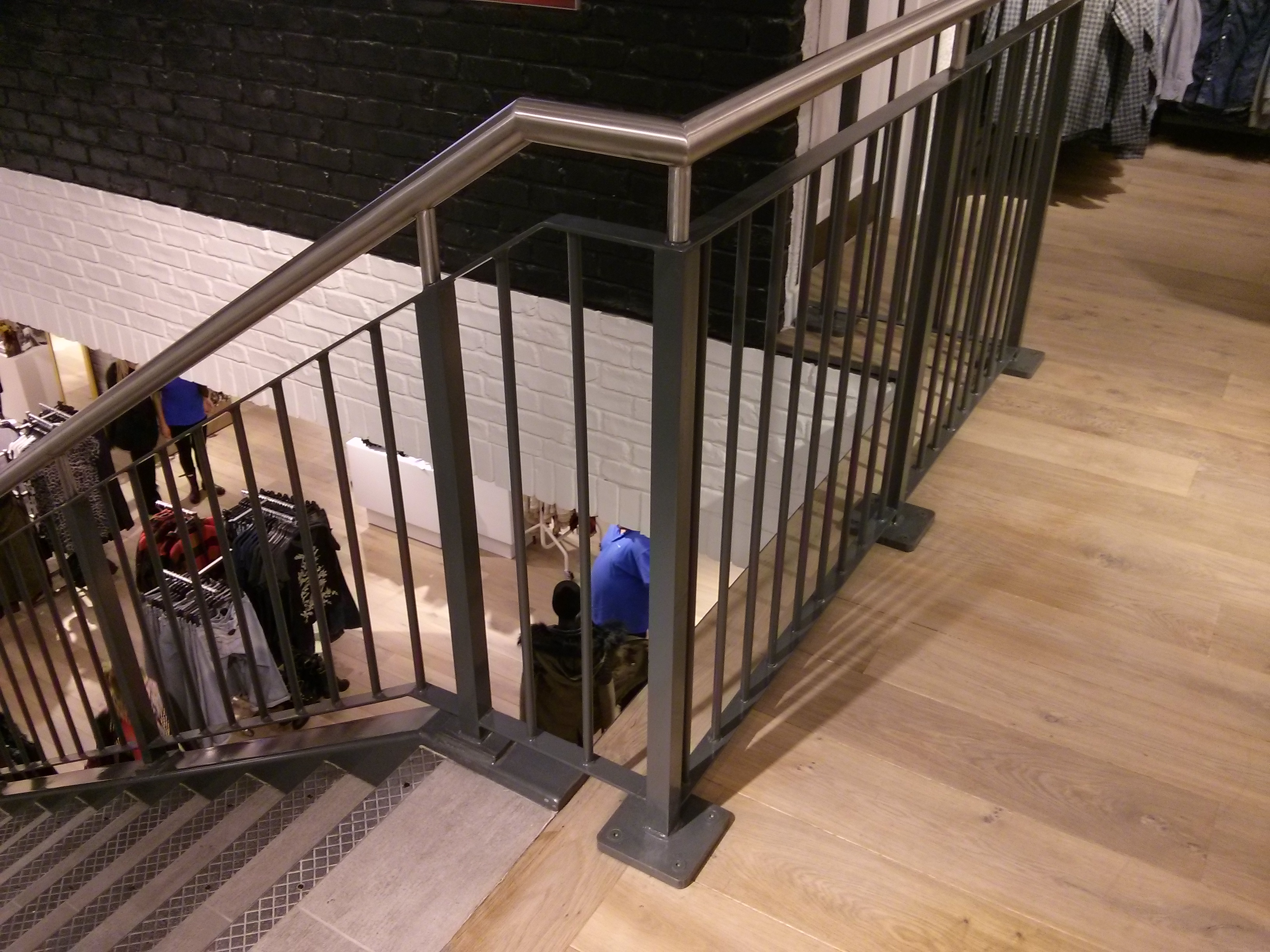 Balcony Bar Railing