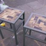 Morris Fabrications Ltd bespoke frames on BBC DIY SOS