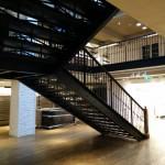 Uniqlo grand feature staircase