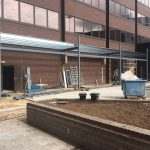Steelwork installation in Birmingham