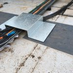 Roof step-over (6mm checker plate)