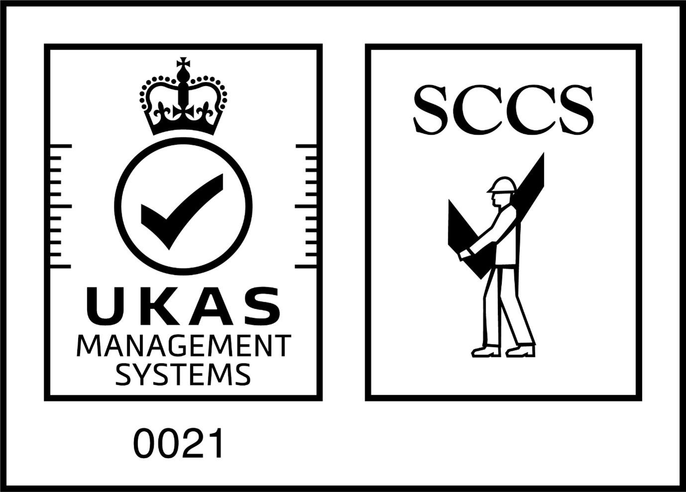 SCCS UKAS logo